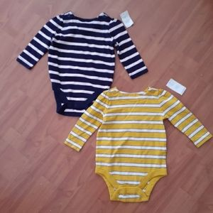 Baby Gap girls 2pc lot set 3-6mos